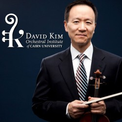 David Kim Orchestral Institute at Cairn University